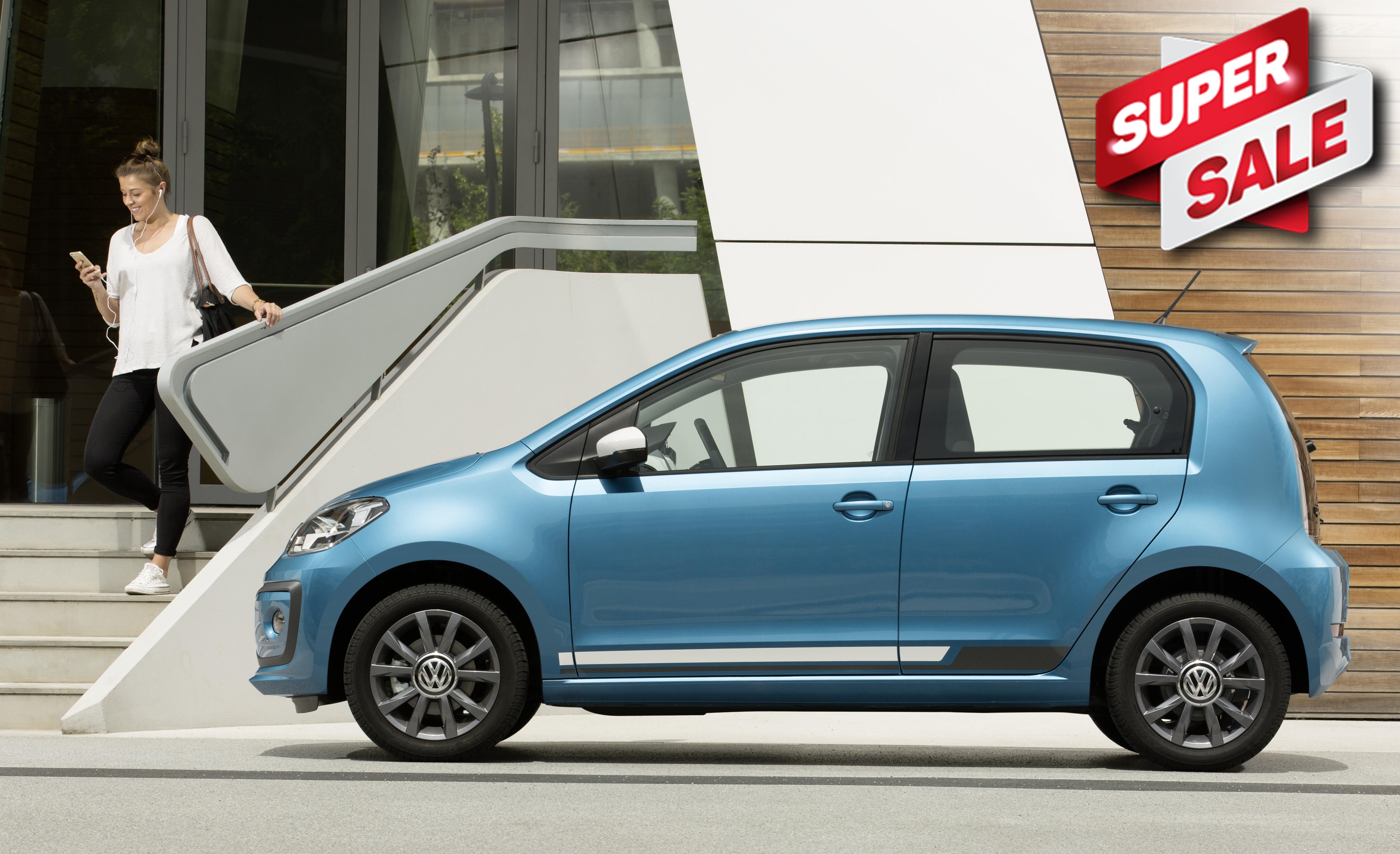 Volkswagen Up! Move Up! 1.0 BMT 44kw 5-deurs