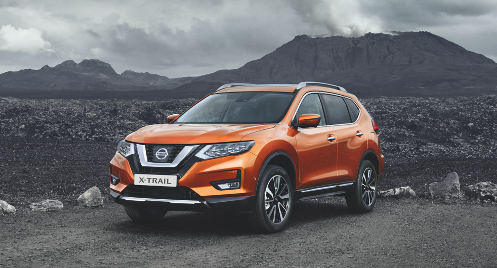 Nissan X-TRAIL DIG-T 160 DCT Acenta