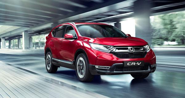 Honda CR-V 1.5 Elegance 2WD