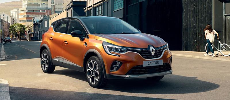 Renault Nieuwe Captur TCe 100 Life